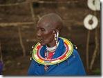 Masaï woman