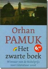 Orhan Pamuk - Het Zwarte Boek
