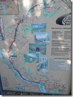 Map of the Trail