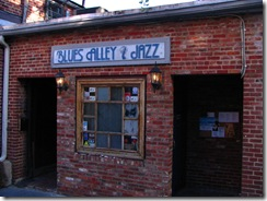 Blues Alley Jazz