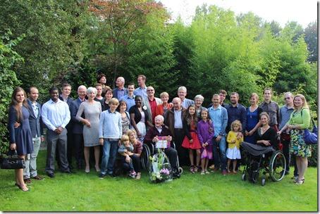 Mijn vader, nazaten en partners