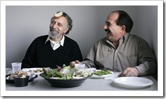 Tom (left) and Ray (right) Magliozzi