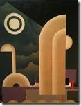 Victor Servranckx - Haven Opus 2 - 1926