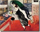 Marc Chagall - De verjaardag, 1915