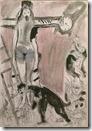 Marc Chagall - Apocalypse in Lilac: Capriccio, 1945