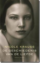 Nicole Krauss - De geschiedenis van de liefde