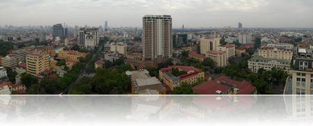 Hanoi : Somerset building